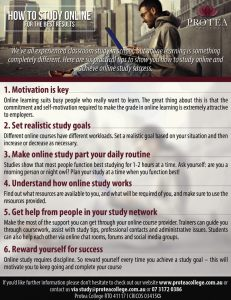 6 Tips to Online Study